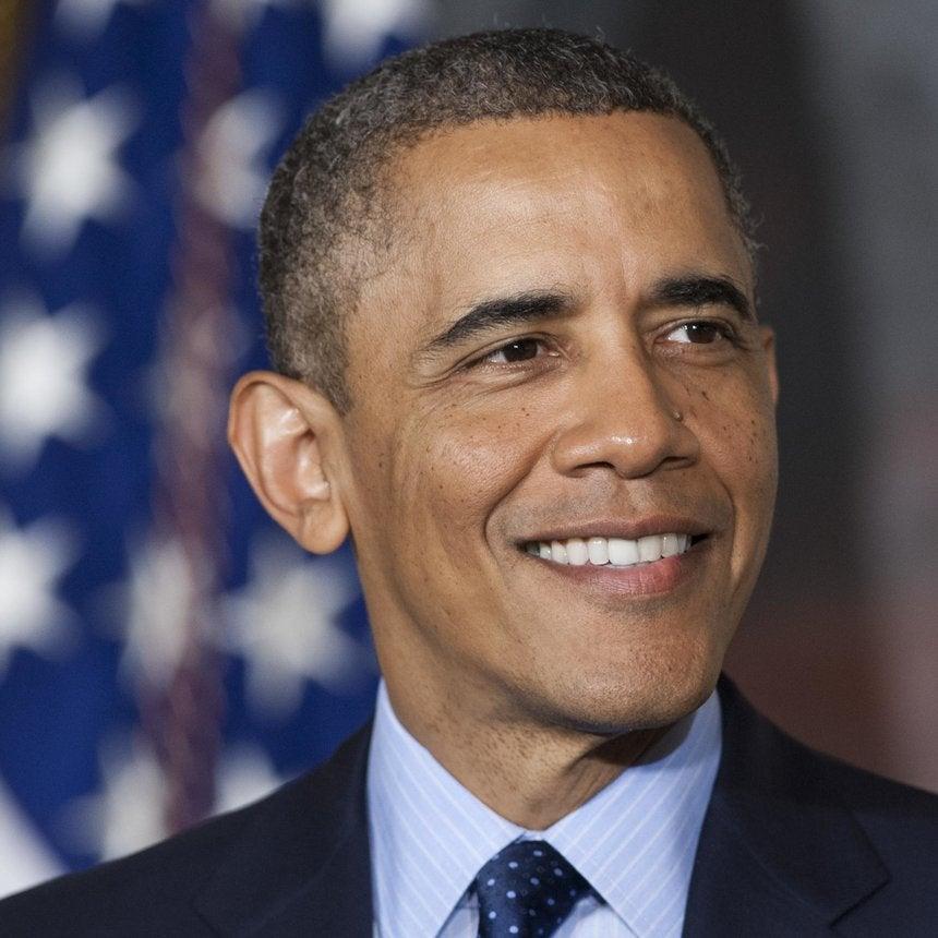 President Obama Defends His 'Mom Jeans'