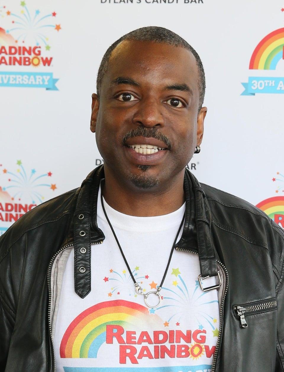 LeVar Burton's 'Reading Rainbow' Kickstarter Campaign Raises $5.4 Million