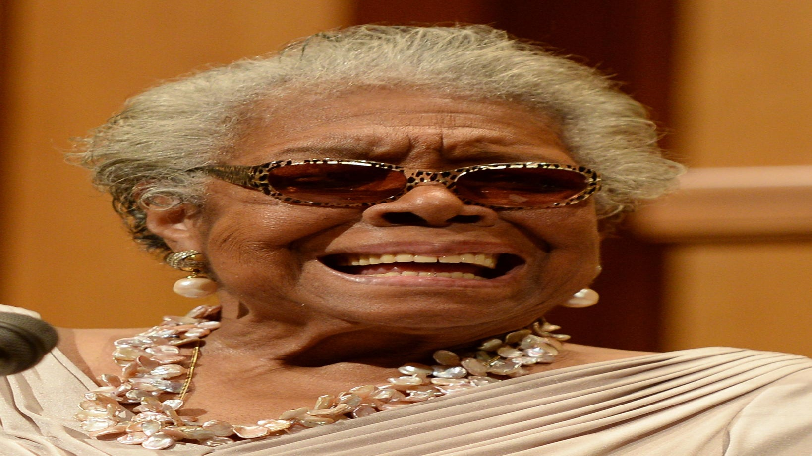 Looking Back: A Conversation With Dr. Maya Angelou