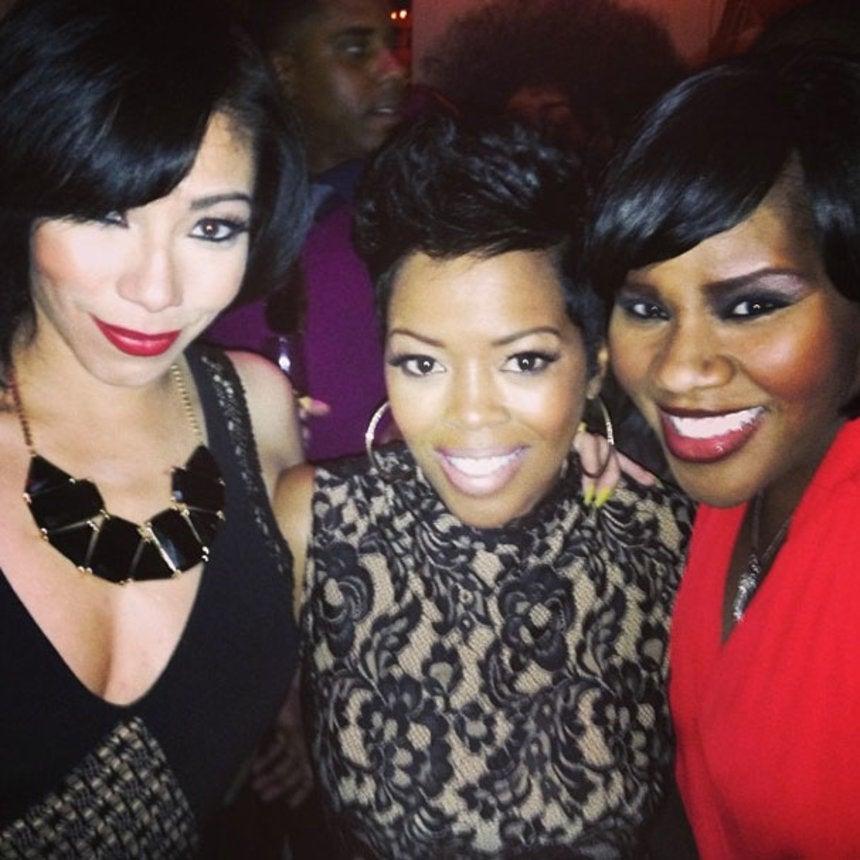 Celeb Cam: Black Women in Music Instagram Pics