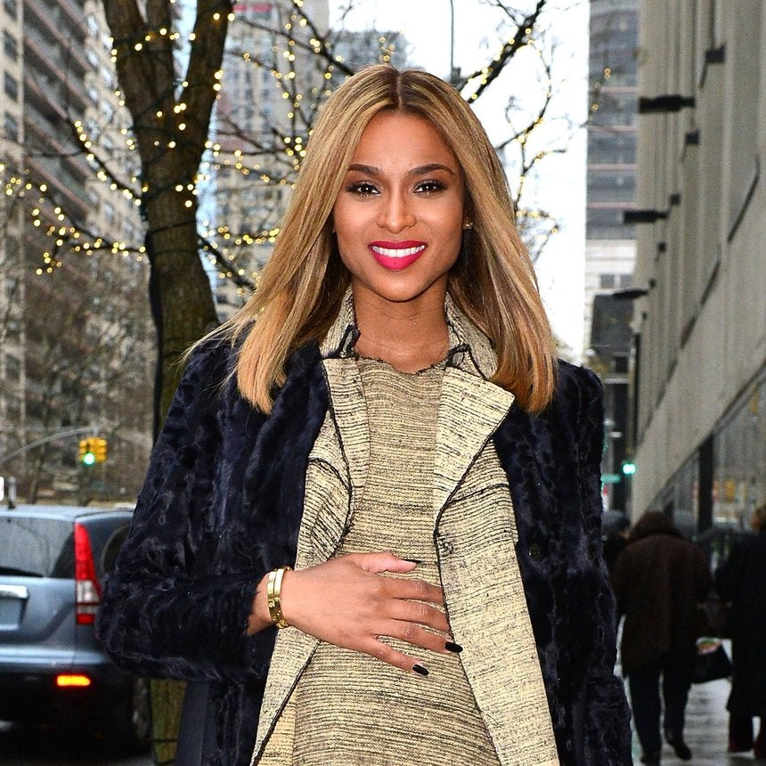 Ciara: 'I'm Not Too Far From Being in the Delivery Room'