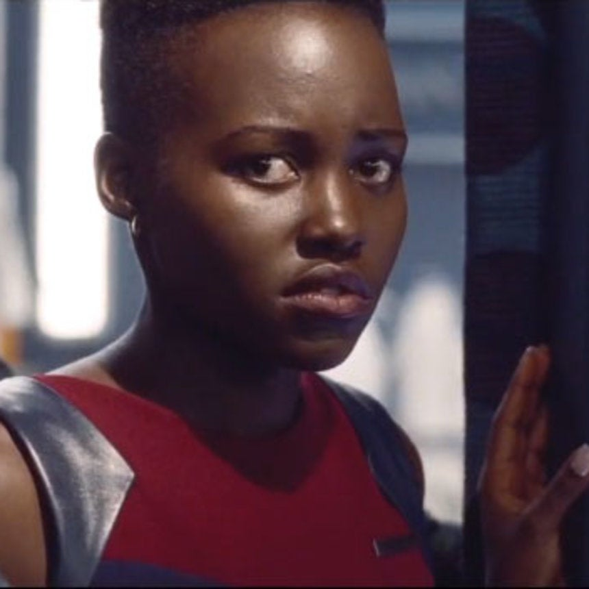 Must-See: Watch a Sneak Peek from Lupita Nyong'o's Next Movie, 'Non-Stop'