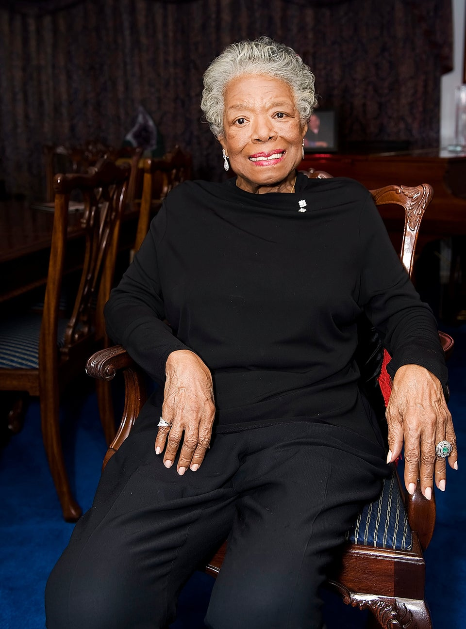Sister Circle: Maya Angelou on the Power of Friendships