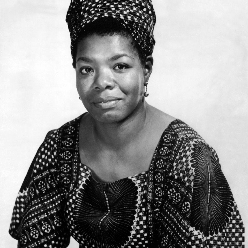 Dr. Maya Angelou's Life In Pictures