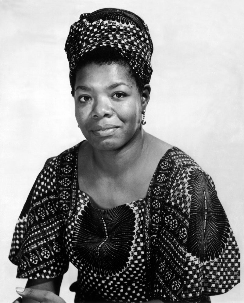 Dr. Maya Angelou's Life In Pictures - Essence