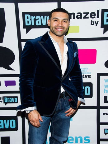 'RHOA' Star Apollo Nida Charged With Identity Theft and Bank Fraud