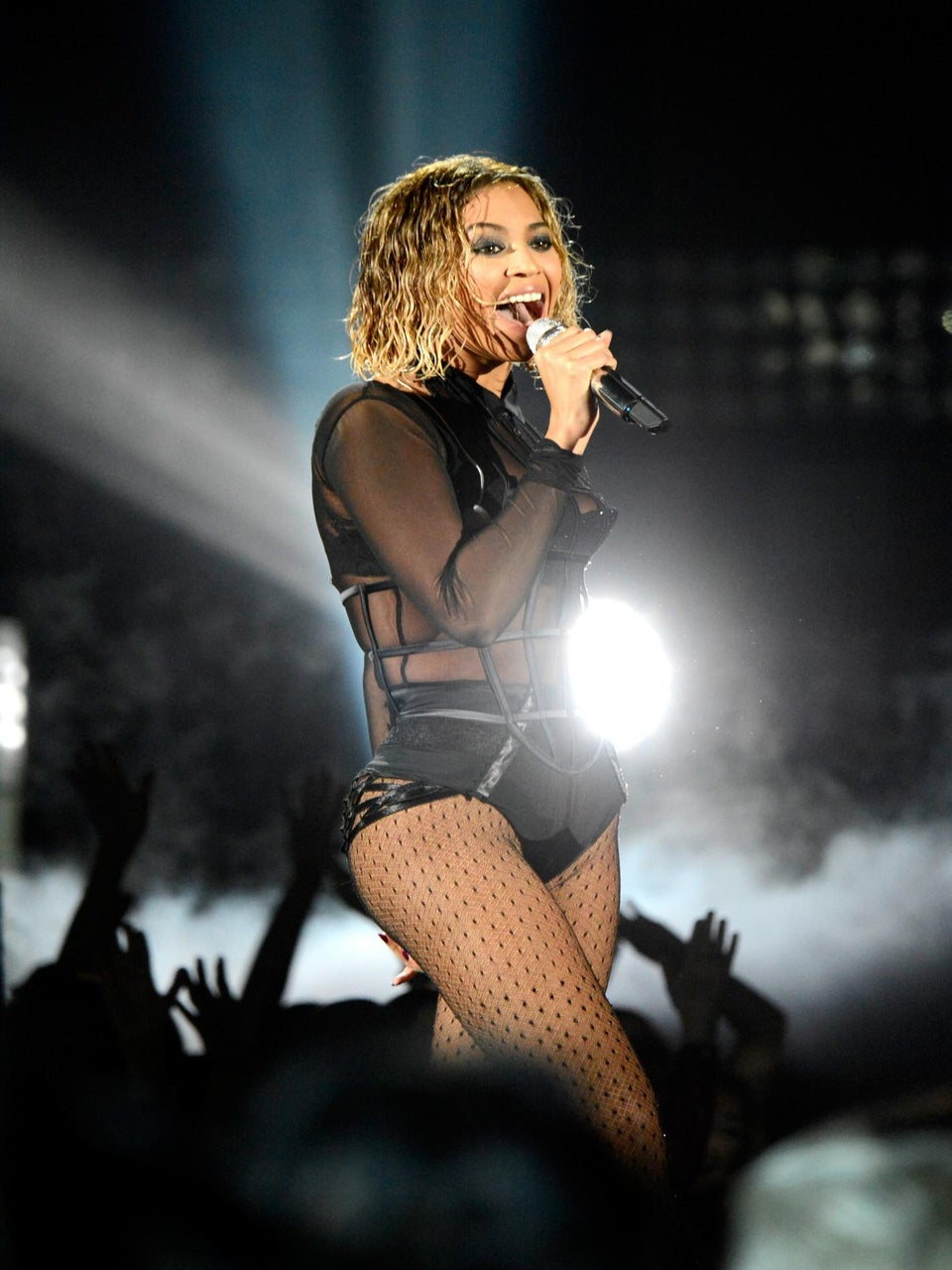 Must-See: Watch Beyoncé's Grammy Performance of 'Drunk In Love'