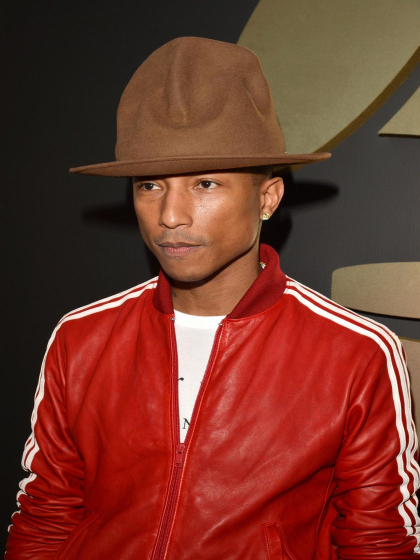 Pharrell Celebrates International Happy Day, Gears up for 'SNL'