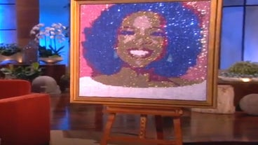 Must-See: Check Out What Ellen DeGeneres Got Oprah for Her Birthday