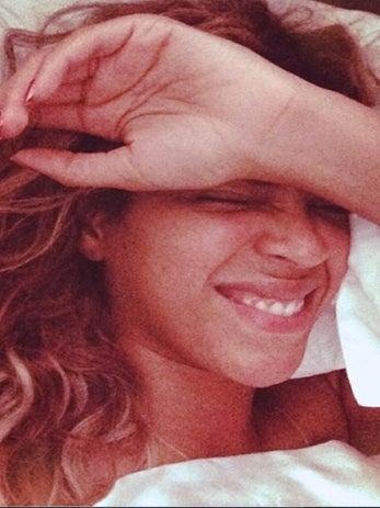 Beyoncé Goes Bare