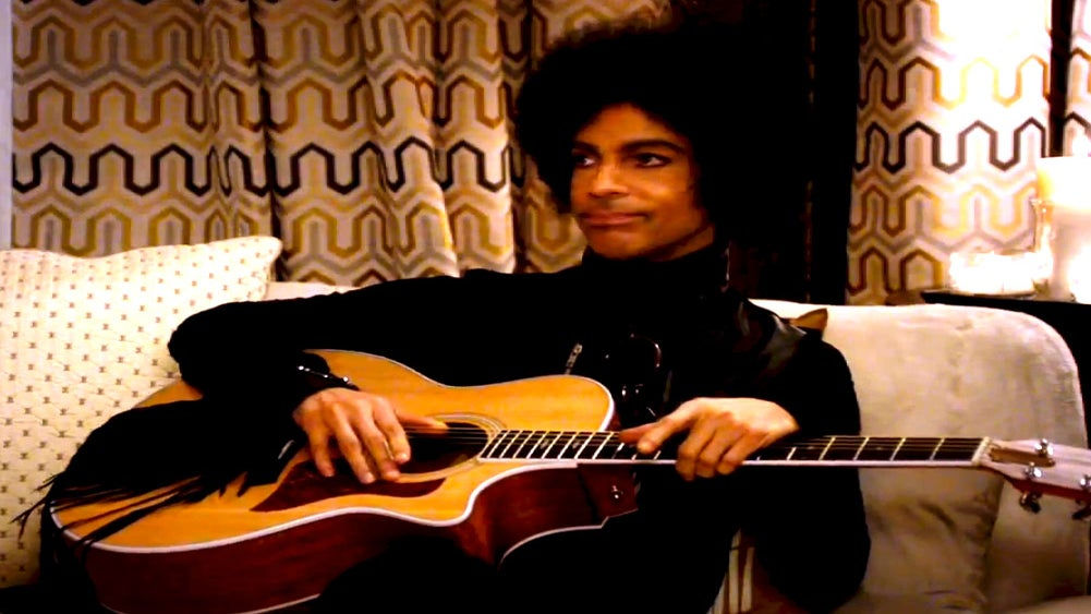 Must-See: Watch Prince Give a Makeover and Play Pingpong on 'New Girl'