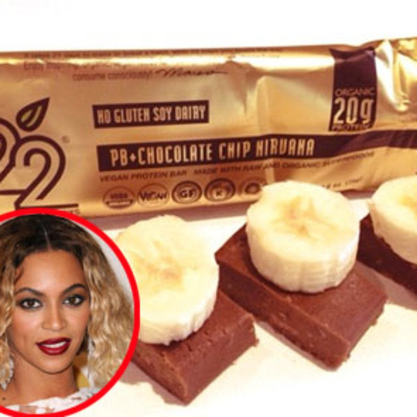 Beyoncé Goes Vegan... Again