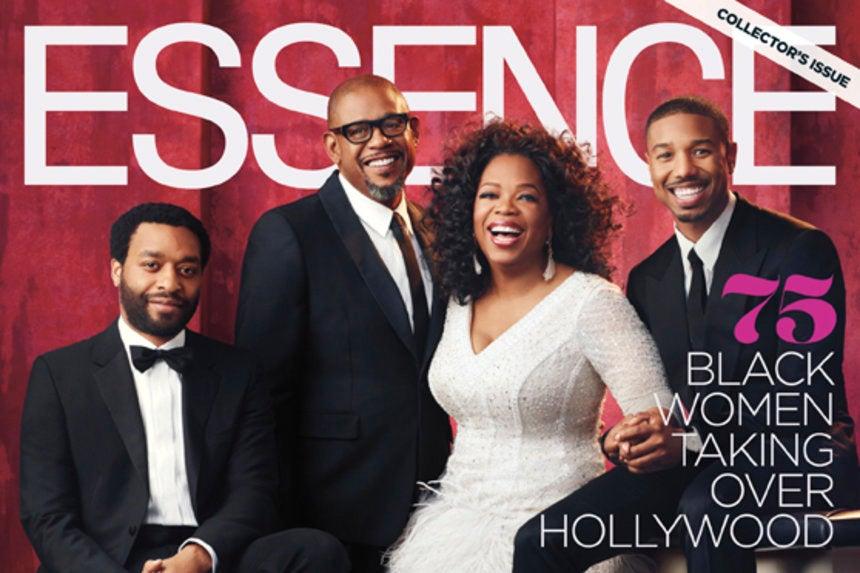 Oprah Winfrey, Chiwetel Ejiofor, Forest Whitaker, Michael B. Jordan ...