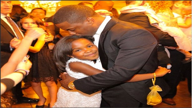 Photo Fab: Kevin Hart Takes Daughter to First Father-Daughter Dance