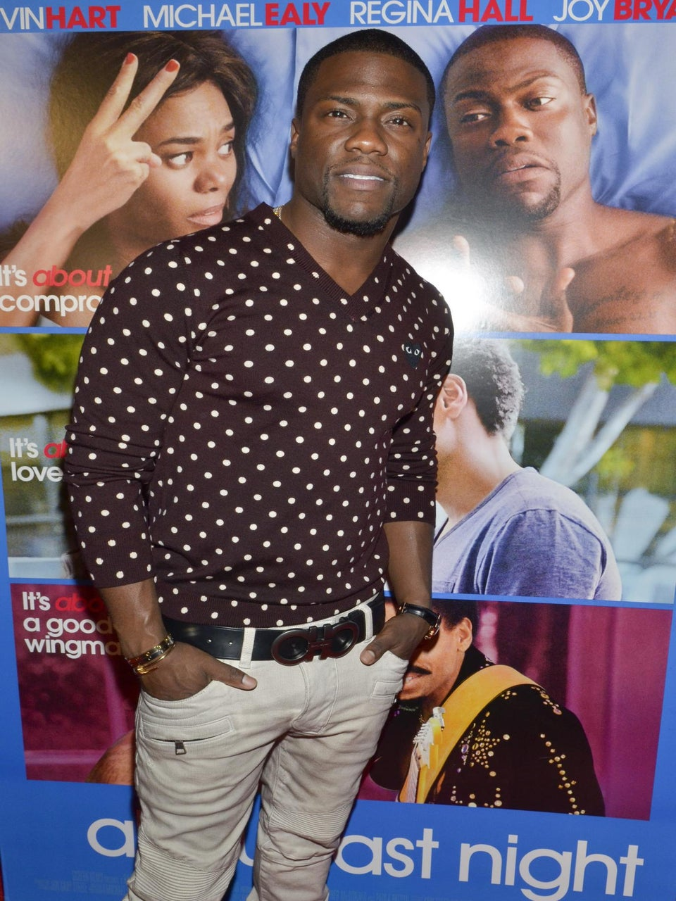 EXCLUSIVE: Kevin Hart Says 'The Phrase 'Black Movie' Is Slowly Getting Erased'