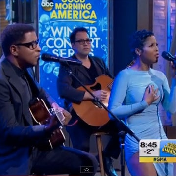 MUST SEE: Toni Braxton and Babyface Perform 'Where Did We Go Wrong?'