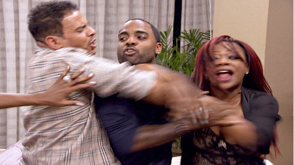 'RHOA' Brawl: Who Should Be Apologizing?