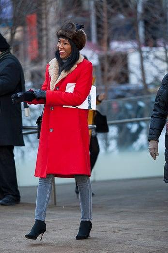 Street Style: NYFW Fall 2014