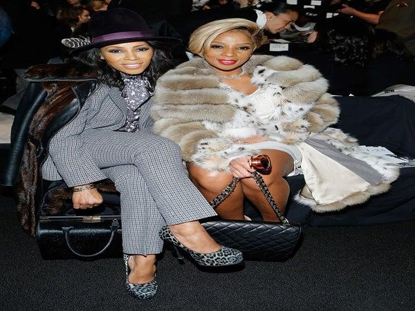 Star Gazing: New York Fashion Week Fall 2014