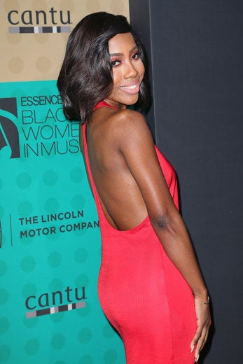 Sevyn Streeter Has a Message for Single Ladies On Valentine's Day