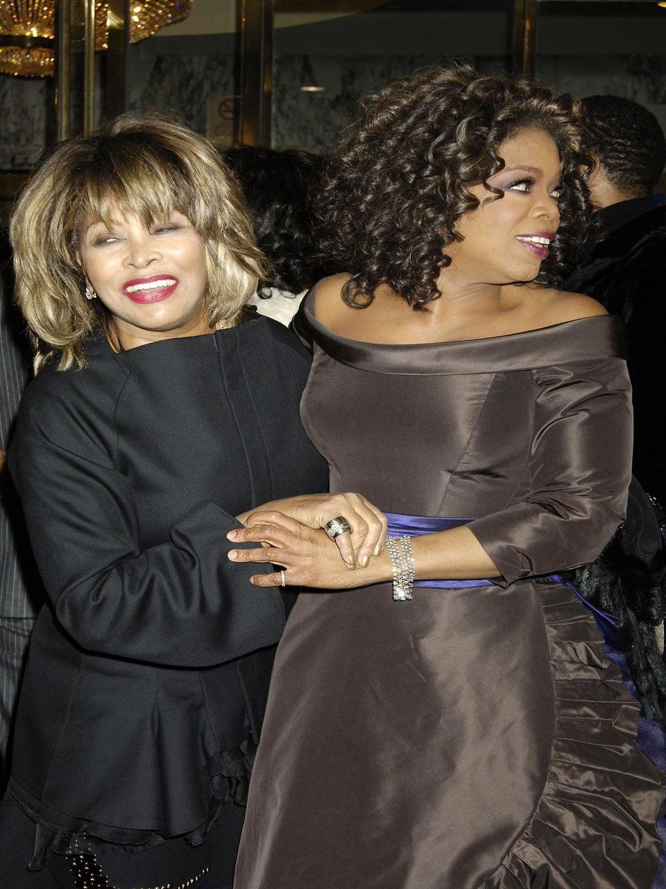 Oprah Slams Tina Turner Stroke Rumors