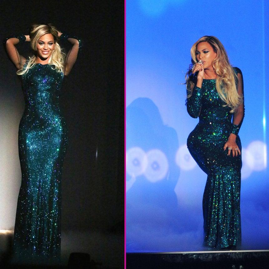 "Must-See: Beyonce Performs 'XO"" at 2014 Brit Awards"
