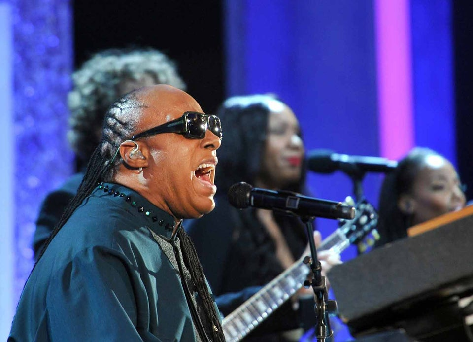 Isn't He Lovely: Stevie Wonder to be Honored on CBS Grammy's Special