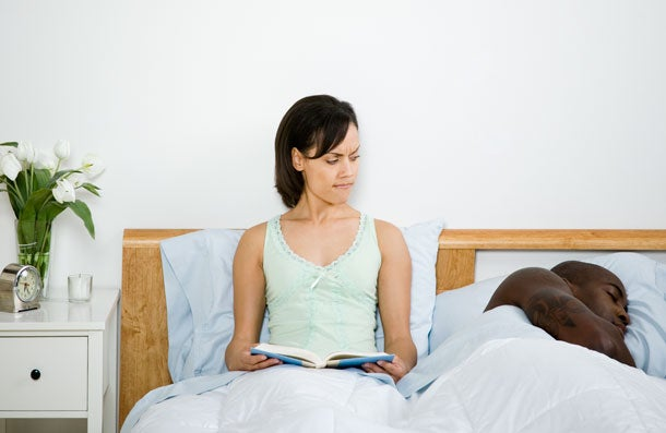 Intimacy Intervention: 'I Have Sex With My Husband Six Times a Year! Is That Normal?'