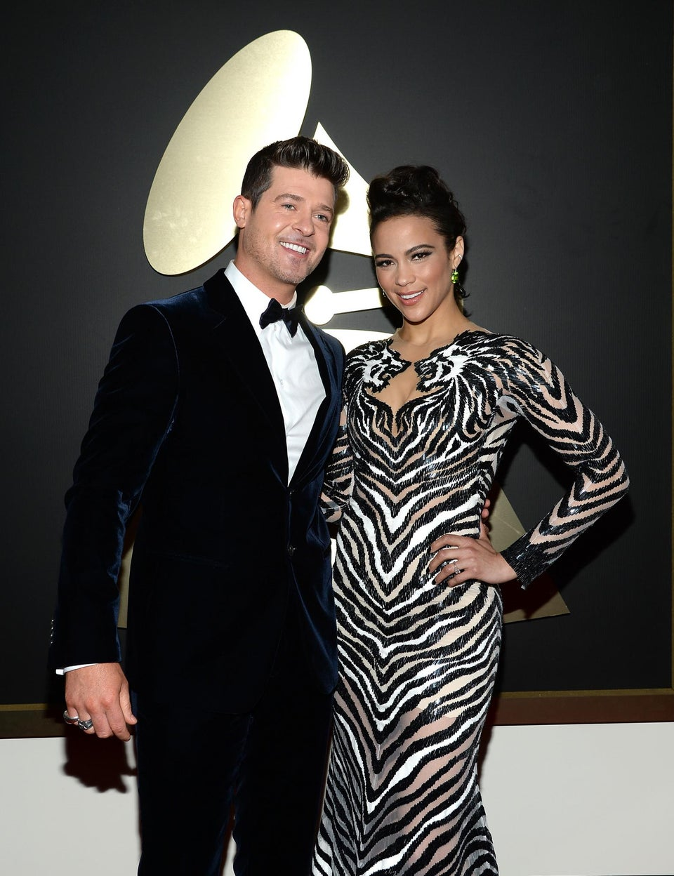 Coffee Talk: Paula Patton and Robin Thicke Put Their LA Home Up for Sale