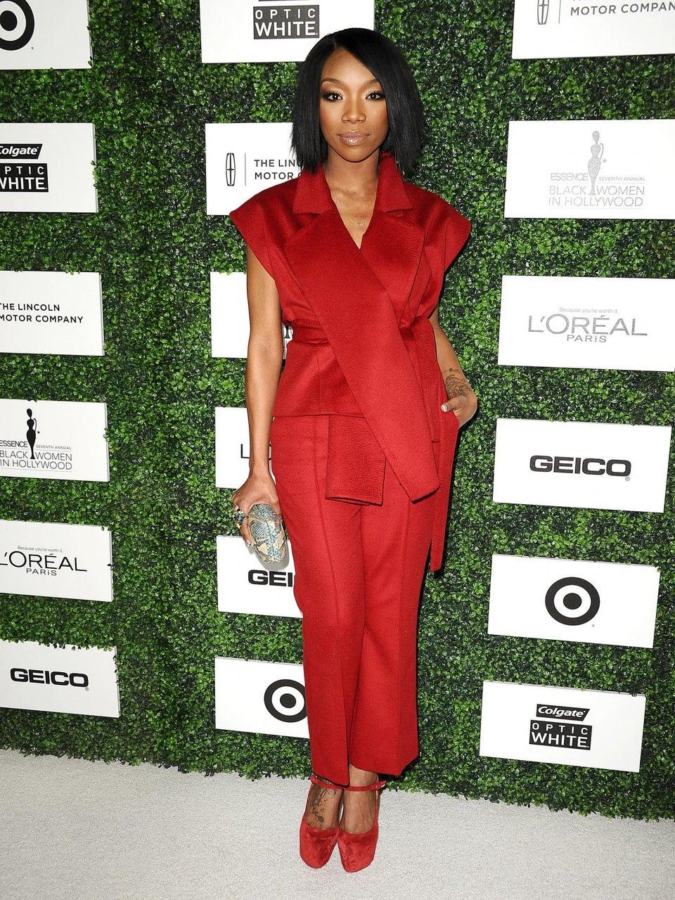Report: Brandy's Rep Confirms Split with Fiancé Ryan Press