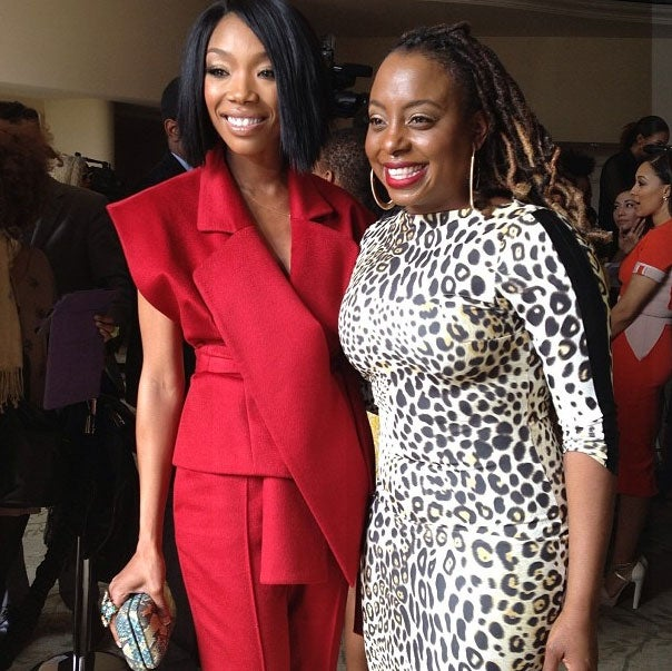 Relive the ESSENCE Black Women In Hollywood Red Carpet Experience
