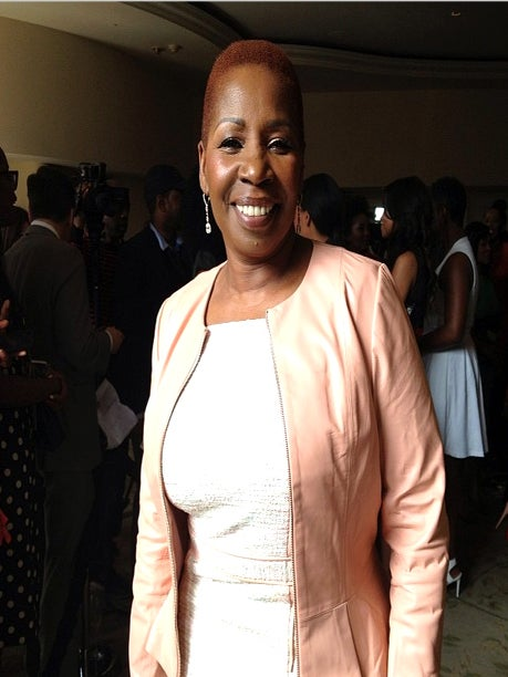 EXCLUSIVE: Iyanla Vanzant On Who She Counts on to 'Fix' Her Life