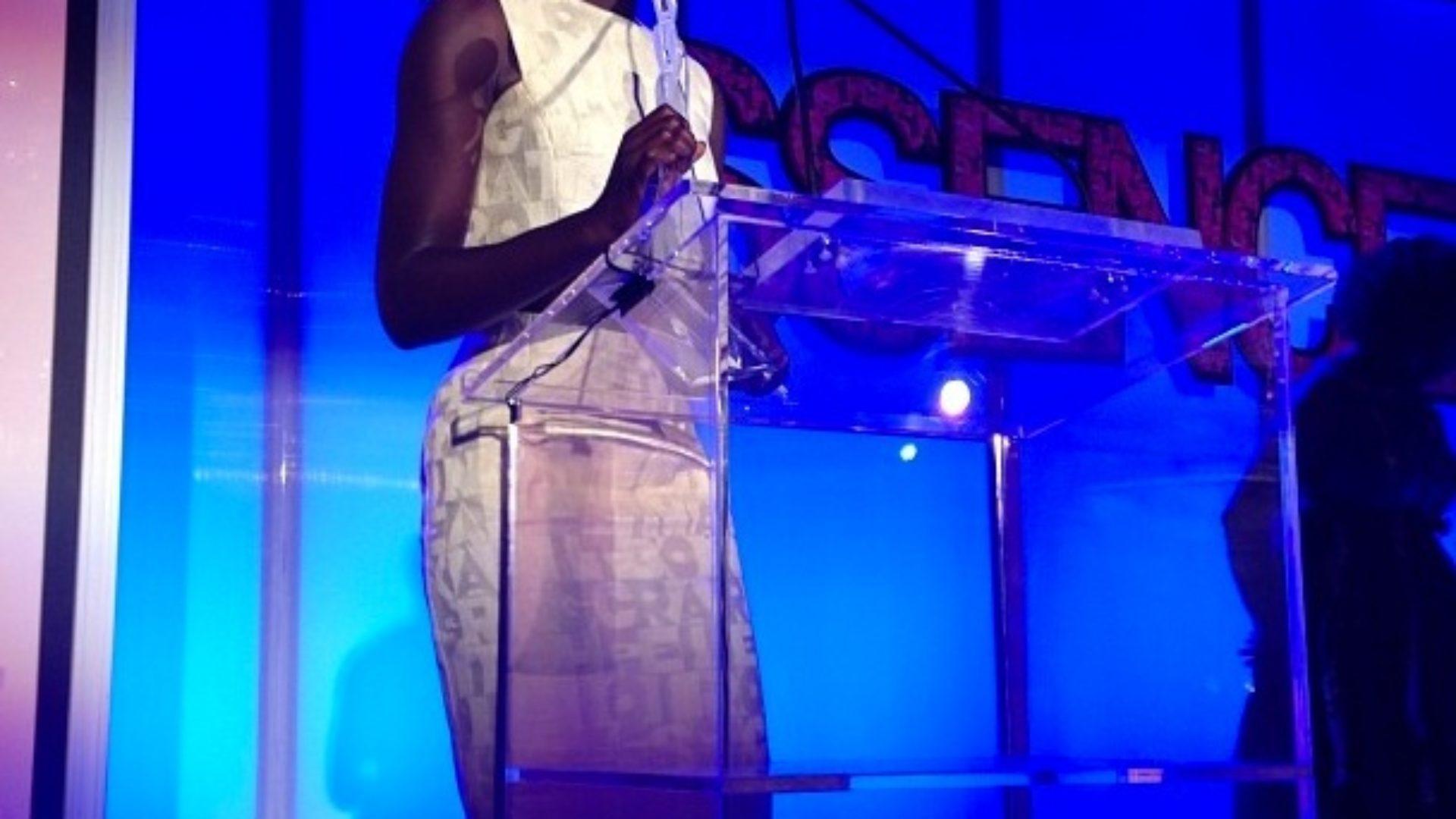 Black Girl Magic Flashback: Watch the Lupita Nyong'o Speech Heard Around The World
