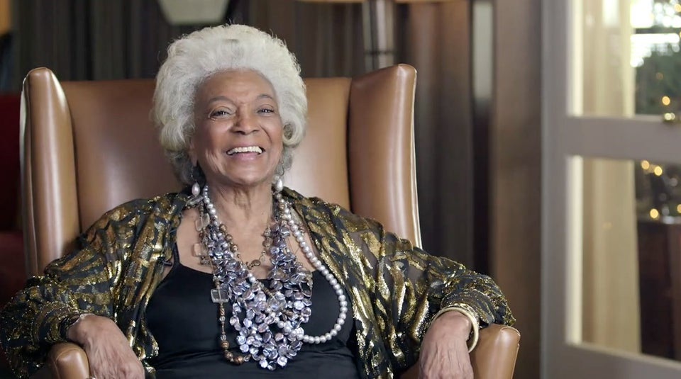 Black Women in Hollywood Interviews: Nichelle Nichols