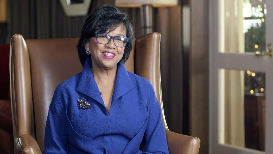 Black Women in Hollywood Interviews: Cheryl Boone Isaacs