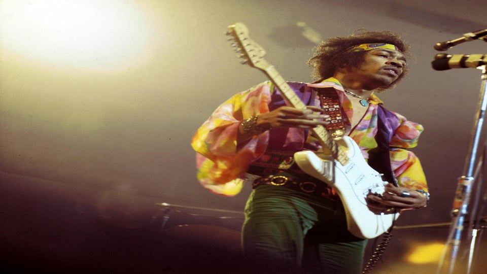 A Park Honoring Jimi Hendrix Is Set to Open This Summer