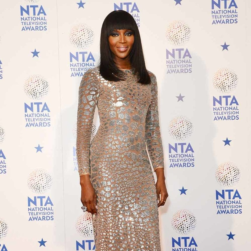 Naomi Campbell Wants to Host 'SNL'