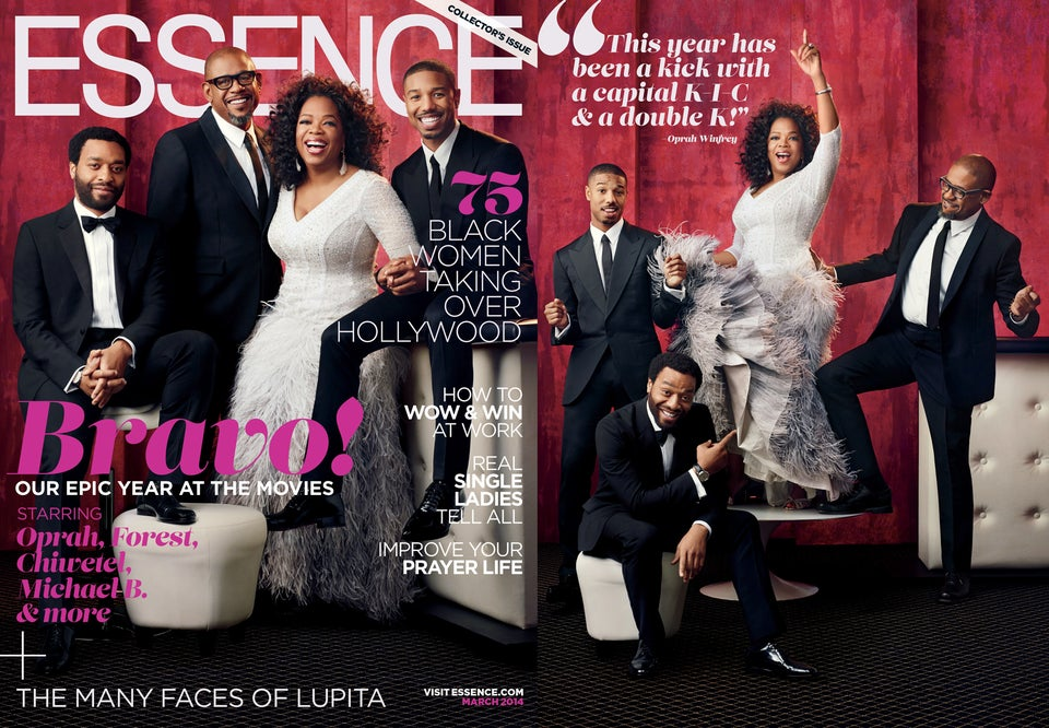 Oprah Sends ESSENCE Cover Gown To Twitter Follower