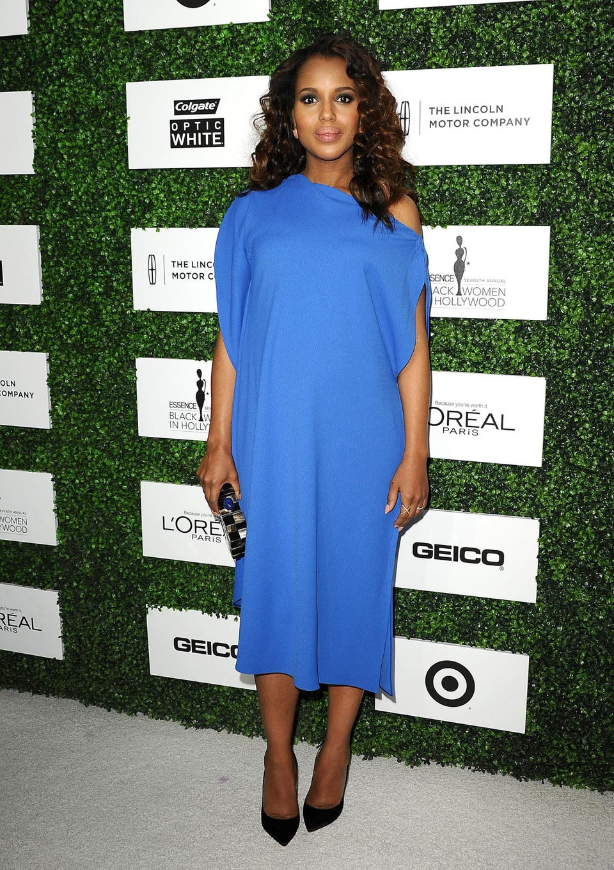 Kerry Washington Dishes on Hiding Pregnancy on 'Scandal'