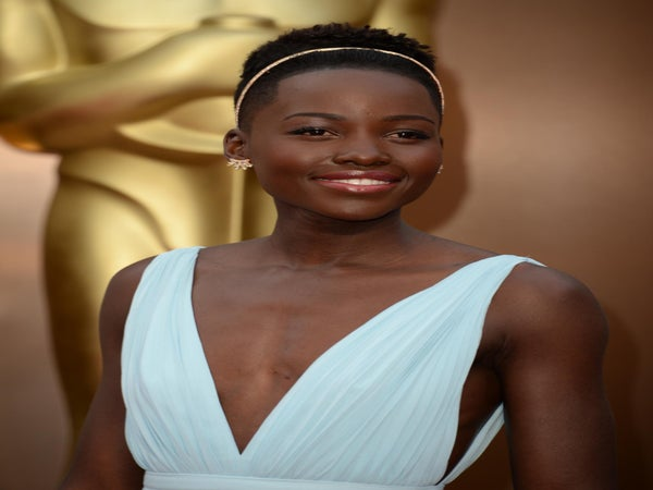 Lupita Nyong'o Wins Oscar for Best Supporting Actress