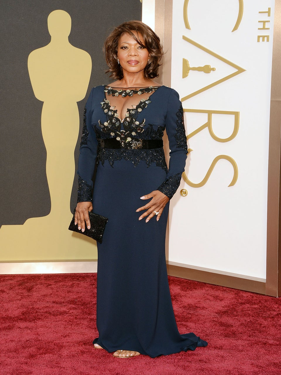 Alfre Woodard to Play President in NBC's 'State of Affairs'