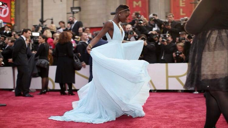 ESSENCE Poll: What Was Your Favorite Lupita Oscar Moment?