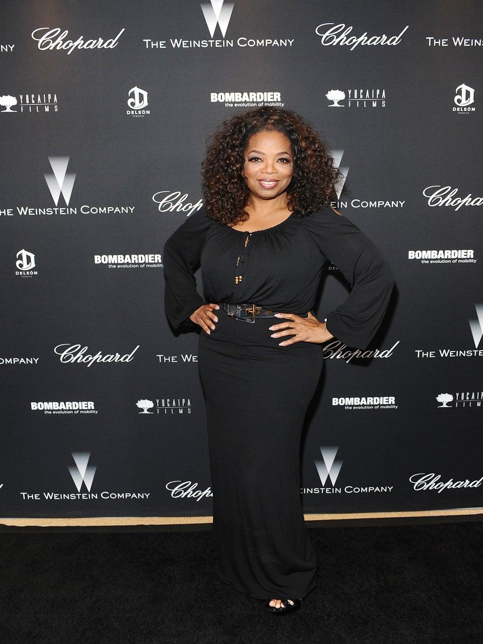 Coffee Talk: Oprah to Sell Harpo Studios