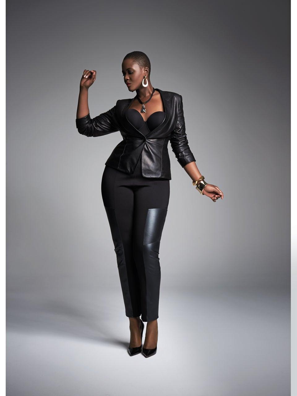 Curvy Model of The Month: Philomena Kwao