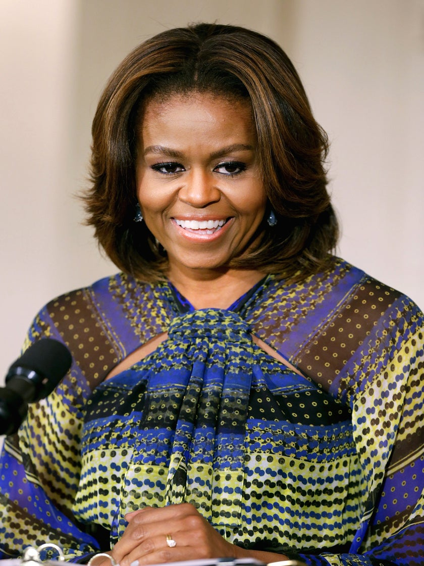 Michelle Obama Encourages Young People to Travel