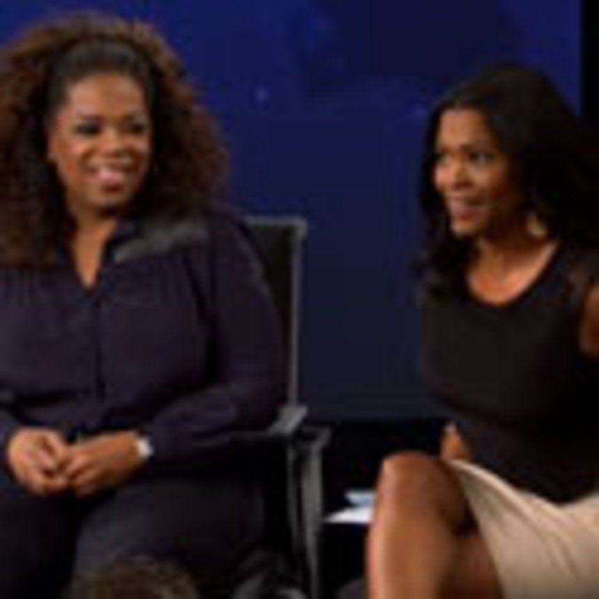 Exclusive: Nia Long Talks Dating As a Single Mom For 'Oprah's Lifeclass'