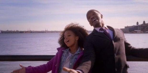 Must See: Watch Trailer for 'Annie' Remake Starring Quvenzhané Wallis and Jamie Foxx