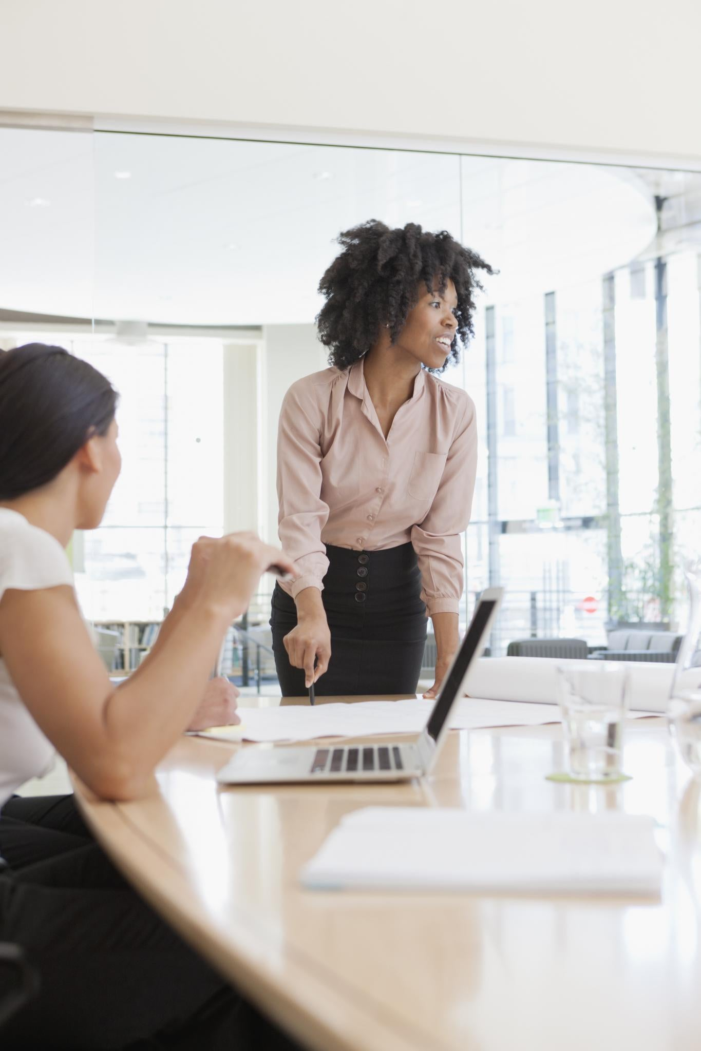 The Black Woman's Career Playbook: The Rules of Engagement