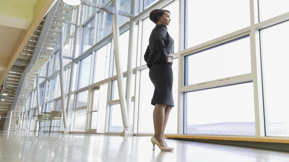 The Black Woman's Career Playbook: When You're The Boss