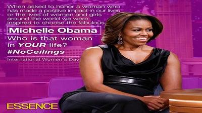 ESSENCE Celebrates International Women's Day